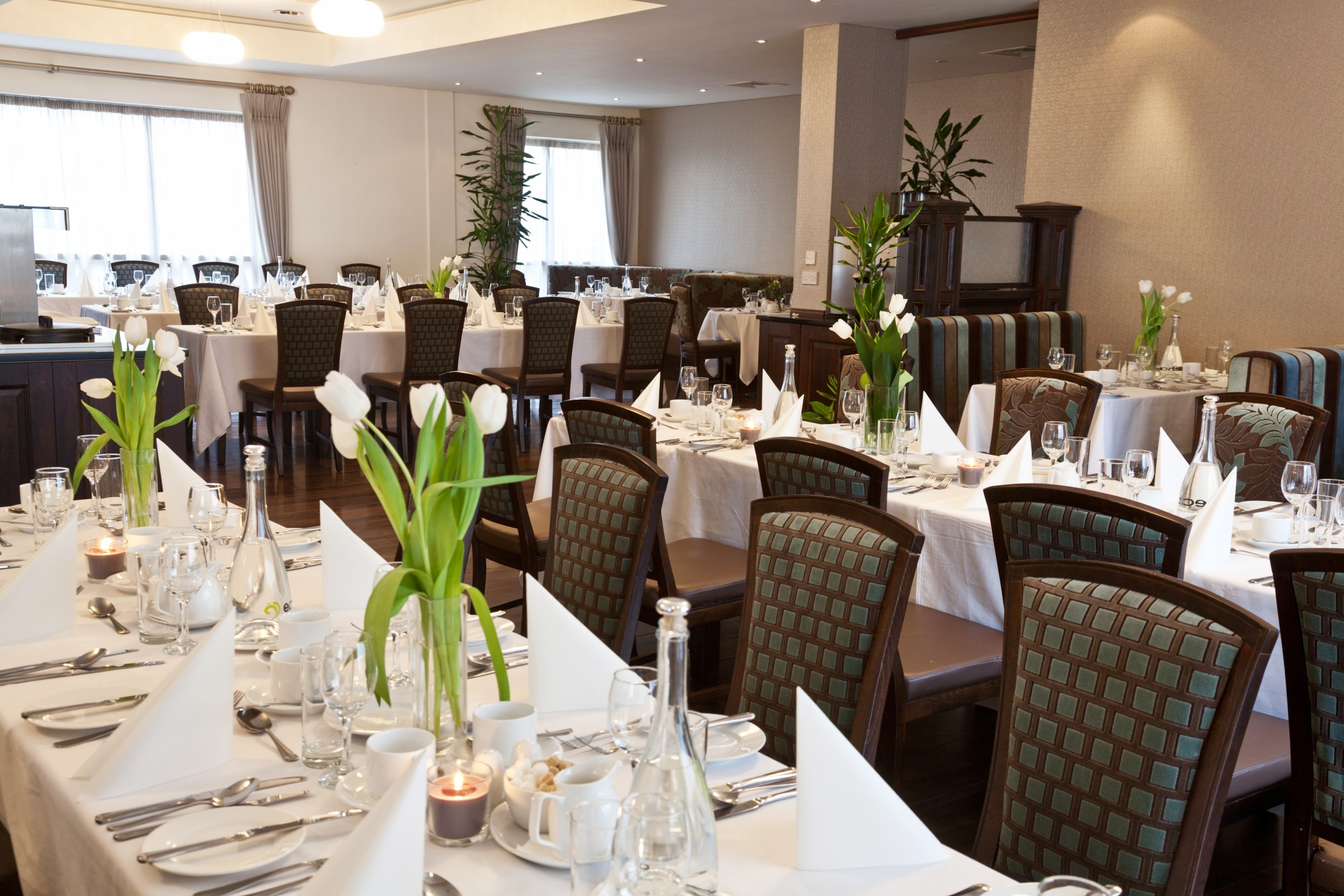 Private events party venue in dublin grand canal hotel for Best private dining rooms dublin