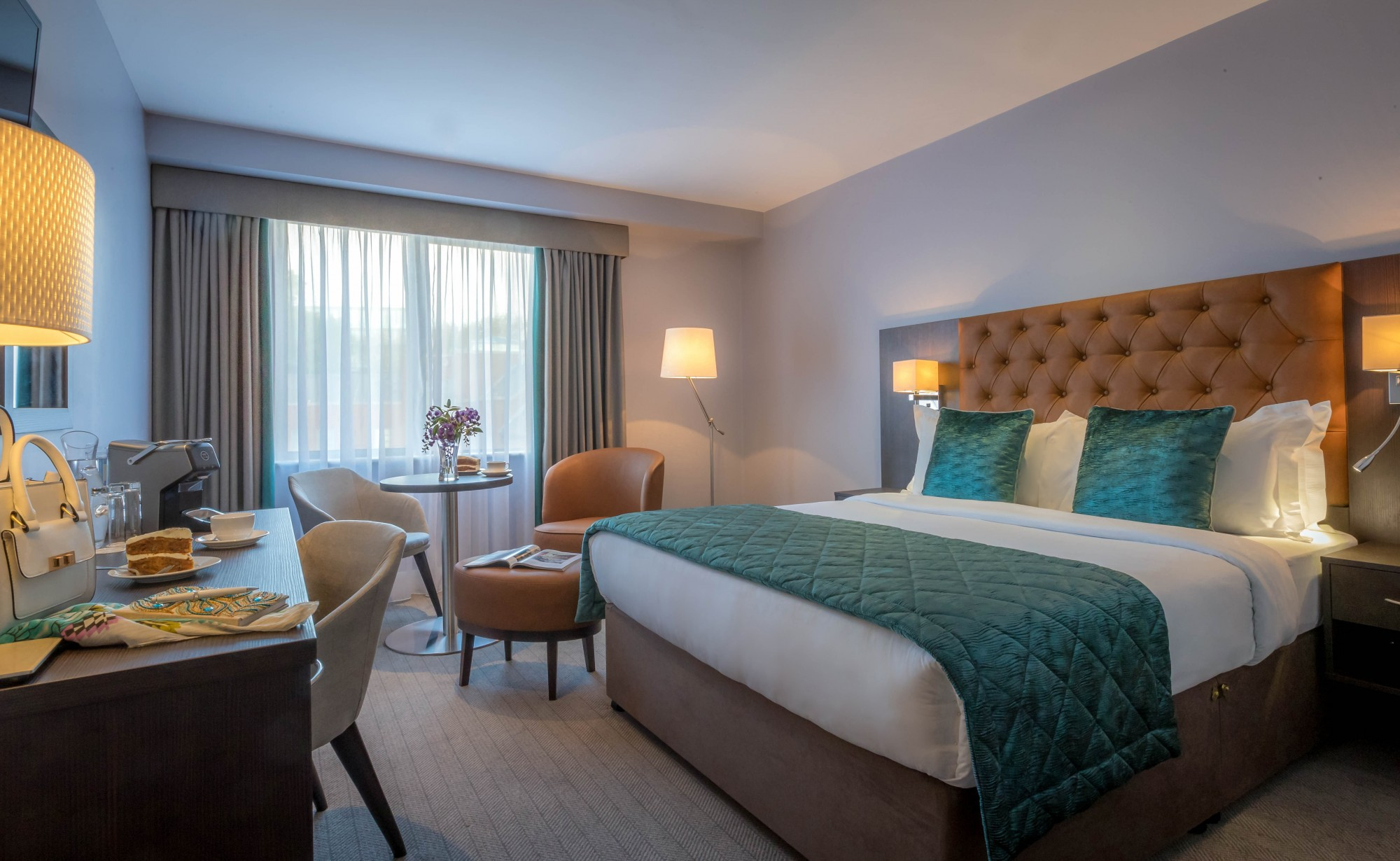 Rooms: Grand Canal Hotel Dublin