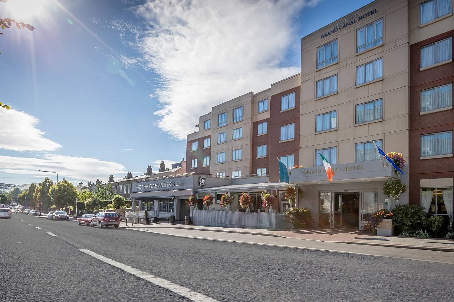 Image result for Grand Canal Hotel, Dublin