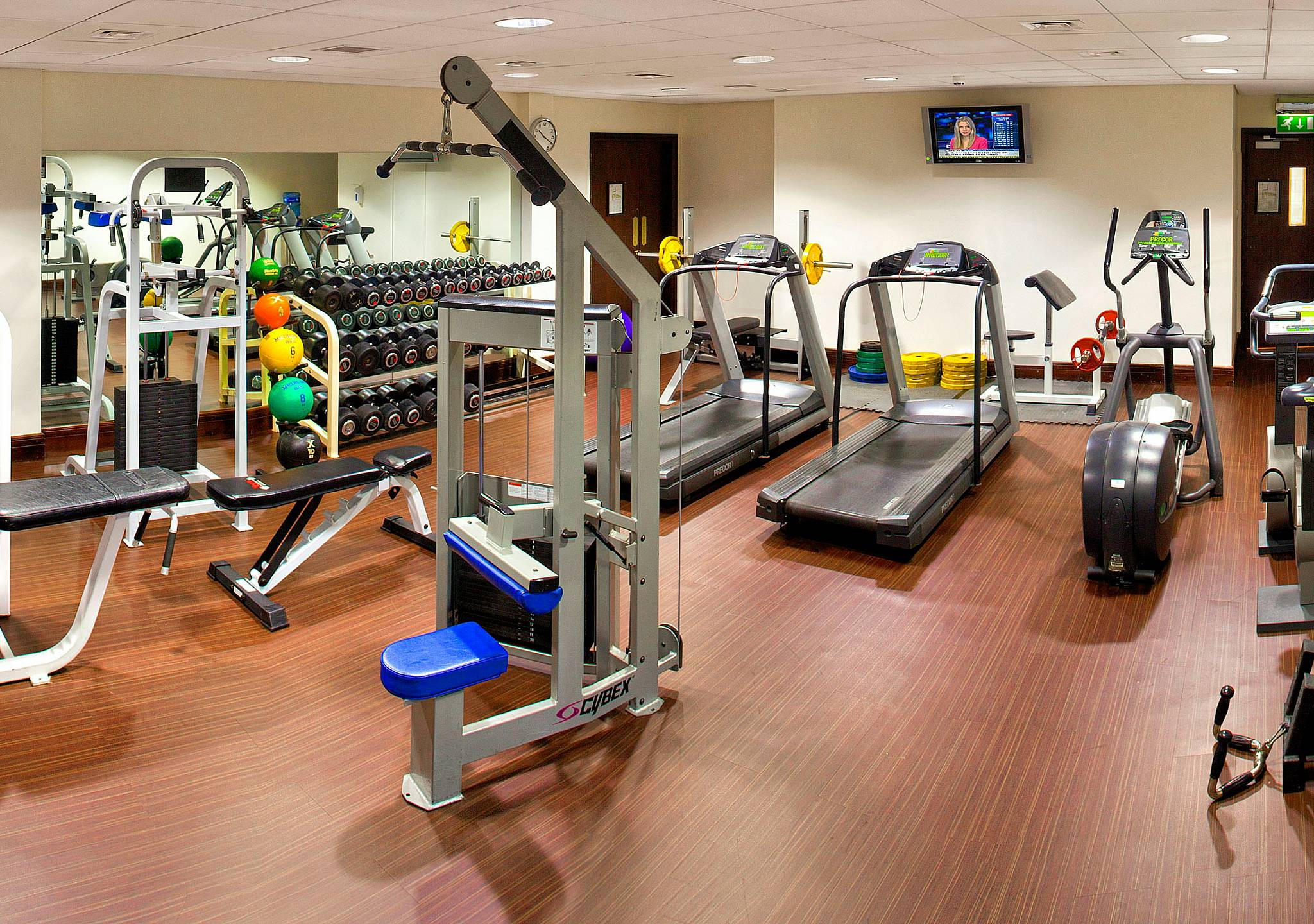 Hotel with gym dublin city centre grand canal hotel