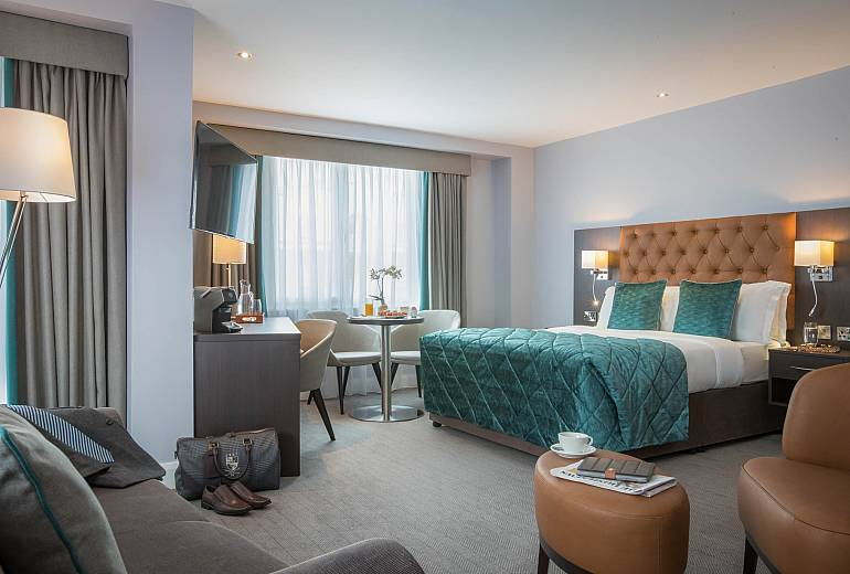Deluxe Rooms, Dublin