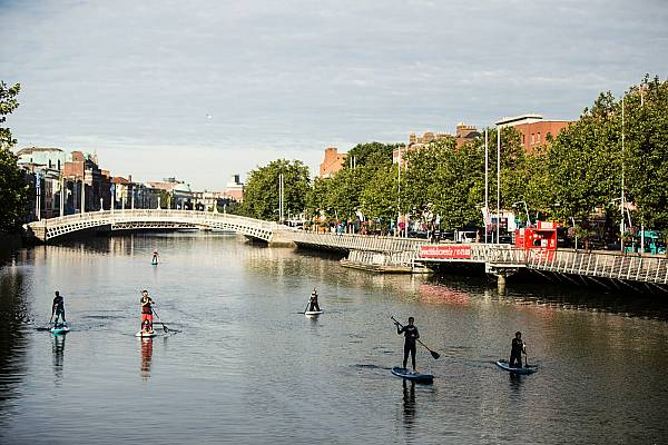 Staying Fit During Your Visit To Dublin